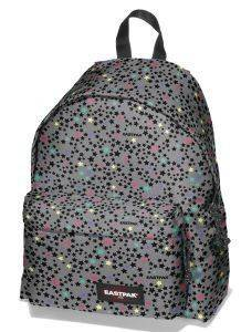 380a83f2473 ΣΑΚΙΔΙΟ EASTPAK PADDED PAK'R AUTHENTIC SHUFFLING STARS ΓΚΡΙ ...