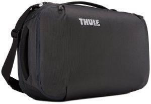 ΣΑΚΙΔΙΟ ΤΑΞΙΔΙΟΥ THULE SUBTERRA TSD-340 DSH LAPTOP ΓΚΡΙ 40L (3203443) είδη ταξιδίου laptop cases σακιδια