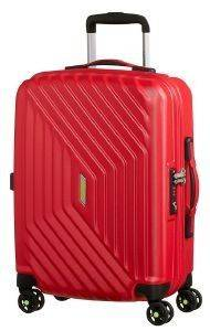 1507a4e6631 ΒΑΛΙΤΣΑ ΚΑΜΠΙΝΑΣ AMERICAN TOURISTER AIR FORCE 1 SPINNER 55CM (S) ΚΟΚΚΙΝΟ