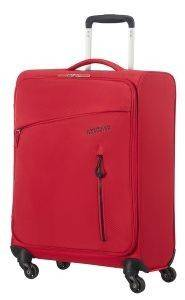 48125ce8e8 ΒΑΛΙΤΣΑ ΚΑΜΠΙΝΑΣ AMERICAN TOURISTER LITEWING SPINNER 55 20 (S) ΚΟΚΚΙΝΟ