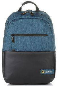 ΣΑΚΙΔΙΟ AMERICAN TOURISTER CITY DRIFT LAPTOP BACKPACK 15.6'' ΜΑΥΡΟ/ΜΠΛΕ