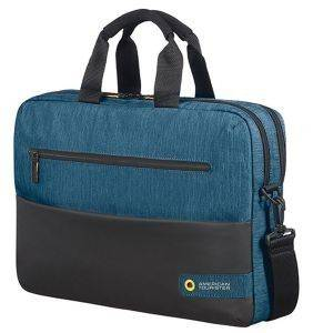ΧΑΡΤΟΦΥΛΑΚΑΣ LAPTOP AMERICAN TOURISTER CITY DRIFT LAPTOP BACKPACK 15.6'' ΜΑΥΡΟ/ΜΠΛΕ
