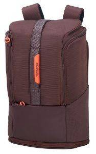 ΣΑΚΙΔΙΟ SAMSONITE HEXA-PACKS SPORT 14'' (MEDIUM) ΜΠΟΡΝΤΩ