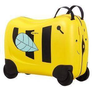 ΒΑΛΙΤΣΑ ΚΑΜΠΙΝΑΣ SAMSONITE DREAM RIDER SPINNER 50/21 BEE BETTY