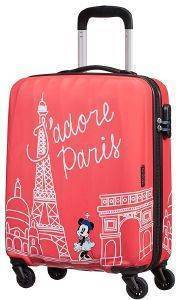 ΒΑΛΙΤΣΑ ΚΑΜΠΙΝΑΣ AMERICAN TOURISTER DISNEY LEGENDS SPINNER 55/20 TAKE ME AWAY MINNIE PARIS