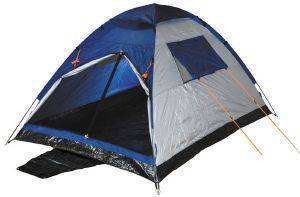 ΣΚΗΝΗ CAMPING PANDA JUNIOR I SILVER/BLUE (2 ΑΤΟΜΩΝ) 10301