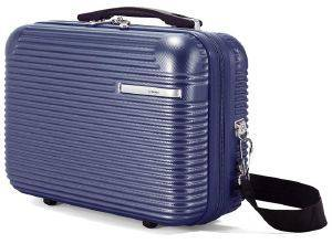 BEAUTY CASE BENZI BZ5332 ΜΠΛΕ