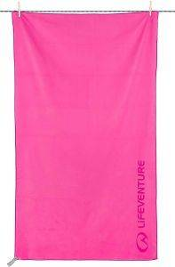 ΠΕΤΣΕΤΑ LIFEVENTURE SOFTFIBRE ADVANCE TREK TOWEL GIANT ΡΟΖ  (150 X 90CM)