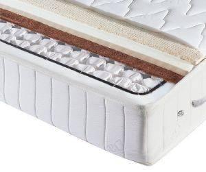 ΣΤΡΩΜΑ DAS PRESTIGE POCKET ΔΙΠΛΟ 112-158Χ200Χ25ΕΚ. λευκά είδη στρωματα pocket springs