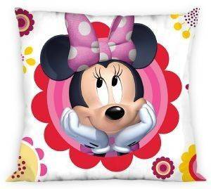 ΜΑΞΙΛΑΡΙ  DISNEY  MINNIE  POLYESTER 40X40CM