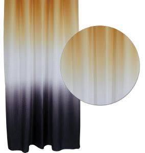 ΚΟΥΡΤΙΝΑ ΜΠΑΝΙΟΥ DAS HOME 1078 ΜΕ ΤΡΟΥΚΣ ΠΟΛΥΧΡΩΜΗ ΠΟΛΥΕΣΤΕΡΑΣ 180Χ200CM λευκά είδη μπανιο κουρτινεσ υφασματινεσ