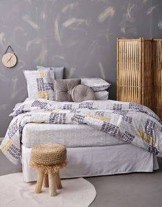 ΣΕΝΤΟΝΙΑ ΥΠΕΡΔΙΠΛΑ  PALAMAIKI HOME FASHION LIFE  FL6081 4TMX 240X260CM