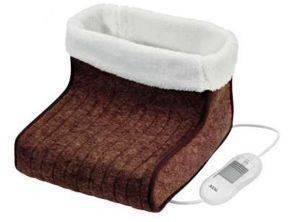 ΗΛΕΚΤΡΙΚΗ ΘΕΡΜΟΦΟΡΑ ΠΟΔΙΩΝ AEG FW-5645 BROWN φροντίδα υγείας θερμοφορεσ ηλεκτρικεσ θερμοφορεσ