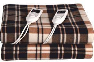 ΗΛΕΚΤΡΙΚΟ ΚΑΡΩ ΕΠΙΣΤΡΩΜΑ ΔΙΠΛΟ UNITED B-4413 φροντίδα υγείας ηλεκτρικεσ κουβερτεσ διπλεσ
