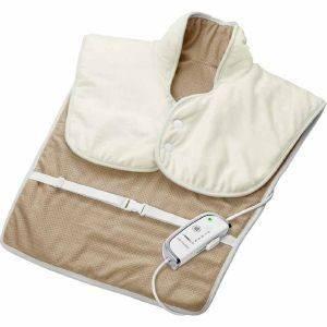 ΗΛΕΚΤΡΙΚΗ ΘΕΡΜΟΦΟΡΑ ΑΥΧΕΝΑ-ΠΛΑΤΗΣ MEDISANA HP 630 φροντίδα υγείας θερμοφορεσ ηλεκτρικεσ θερμοφορεσ
