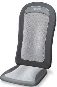 ΚΑΘΙΣΜΑ ΜΑΣΑΖ SHIATSU BEURER MG 206 φροντίδα υγείας συσκευεσ μασαζ καθισματα μασαζ