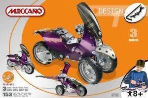 DESIGN 1 NEW GENERATION παιχνίδια διαφορεσ φιγουρεσ meccano