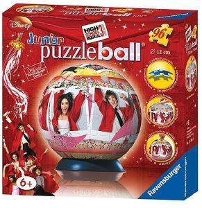 PUZZLE BALL RAVENSBURGER HIGH SCHOOL MUSICAL 3 (96 KOMMATIA)