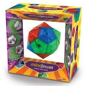 MIND JEWEL 3D PUZZLE