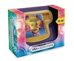 MIRRORKAL  YOU AND EINSTEIN 3D PUZZLE