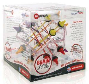 BRAIN STRING ADVANCED 3D PUZZLE