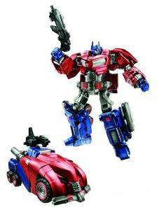 TRANSFORMERS DELUXE COLLECTION OPTIMUS PRIME