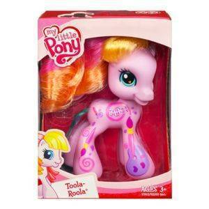 MLP PONY FRIENDS ΜΕ DVD TOOLAROOLA