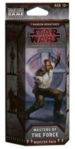SW MINIS: MASTERS OF THE FORCE BOOSTER