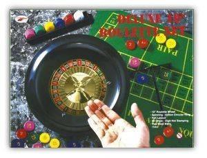 ΡΟΥΛΕΤΑ ΠΛΑΣΤΙΚΗ 25CM παιχνίδια casino accessories ρουλετεσ