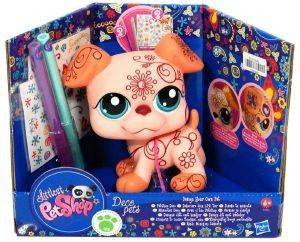 LITTLEST PET SHOP DECO PETS DOG