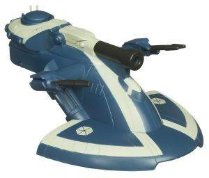 STAR WARS EPIC BATTLES ANAKIN SKYWALKER'S AAT (ARMORED ASSAULT TANK)