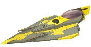 STAR WARS EPIC BATTLES ANAKIN SKYWALKER'S STARFIGHTER