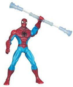 SPIDER-MAN WEB BATTLERS SPINNIN' STAFF