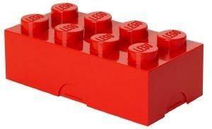 ΔΟΧΕΙΟ ΦΑΓΗΤΟΥ LEGO ΚΟΚΚΙΝΟ παιχνίδια lego storage and lunch