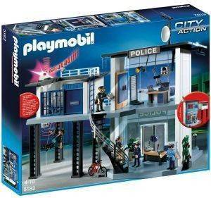 PLAYMOBIL ΑΣΤΥΝΟΜΙΚΟ ΤΜΗΜΑ 5182 παιχνίδια playmobil city action