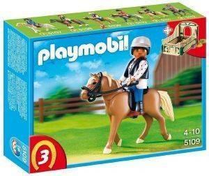 PLAYMOBIL ΑΛΟΓΟ HAFLINGER 5109 παιχνίδια playmobil country
