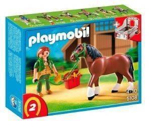 PLAYMOBIL ΑΛΟΓΟ SHIRE 5108 παιχνίδια playmobil country