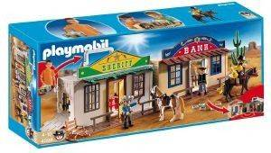 PLAYMOBIL TAKE ALONG WESTERN CITY 4398 παιχνίδια playmobil αγρια δυση