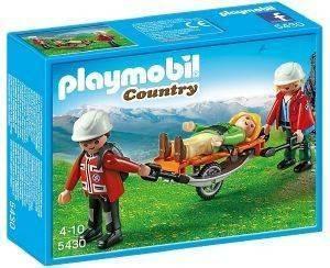 PLAYMOBIL ΔΙΑΣΩΣΤΕΣ ΜΕ ΦΟΡΕΙΟ 5430 παιχνίδια playmobil country