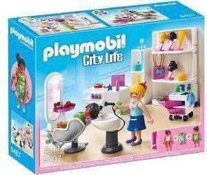 PLAYMOBIL ΚΟΜΜΩΤΗΡΙΟ 5487 παιχνίδια playmobil city