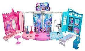 MATTEL BARBIE ΚΑΣΤΡΟ ΜΟΥΣΙΚΗ ΣΚΗΝΗ παιχνίδια barbie πριγκιπισσεσ