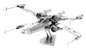 ΜΙΝΙΑΤΟΥΡΑ FASCINATIONS STAR WARS IMPERIAL STAR X-WING STAR FIGHTER παιχνίδια star wars metal model