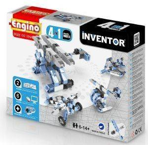 ENGINO INVENTOR 4 MODELS AIRCRAFTS
