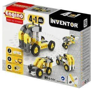 ENGINO INVENTOR 4 MODELS INDUSTRIAL
