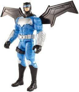BATMAN VS SUPERMAN ΦΙΓOYΡΑ KNIGHT GLIDER 15CM