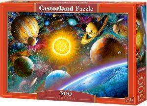 OUTER SPACE CASTORLAND 500 ΚΟΜΜΑΤΙΑ