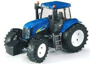 ΤΡΑΚΤΕΡ BRUDER NEW HOLLAND T8040