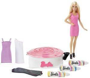 MATTEL BARBIE ΕΡΓΑΣΤΗΡΙΟ ΜΟΔΑΣ ΜΕ ΚΟΥΚΛΑ παιχνίδια barbie beauty
