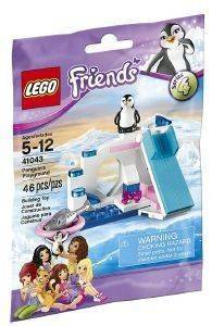 LEGO 41043 FRIENDS PENGUIN S PLAYGROUND