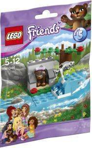 LEGO 41046 BROWN BEAR'S RIVER